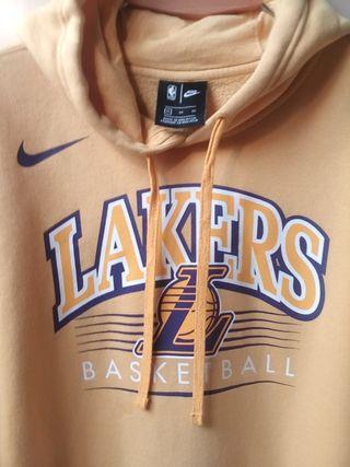 Sudadera Nike Lakers