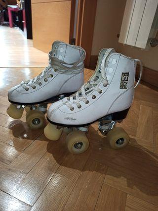 Patines 4rueda(patinaje artístico)