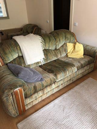 REGALO sofá y 2 butacas