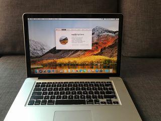 MacBook Pro 2011 i7 8gb ram