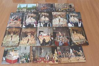 postales de Semana Santa antiguas