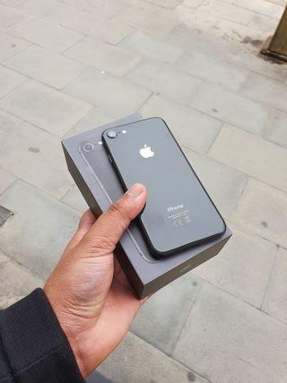 I PHONE 8 64GB NEGRO