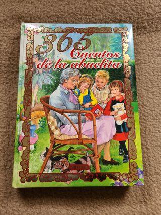 366 cuentos de la abuelita