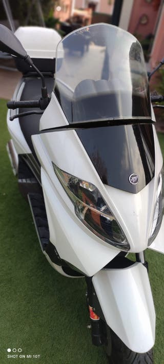 Keeway silverblade 125cc