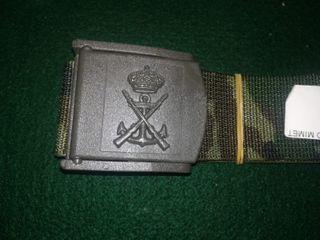 Cinturón camuflaje Infantería de Marina