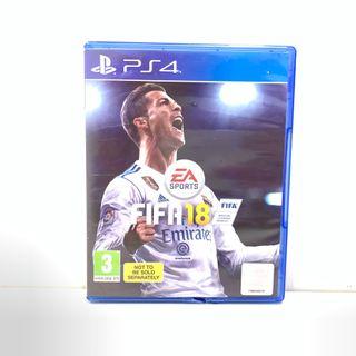 JUEGO SONY PLAYSTATION PS4 FIFA 18