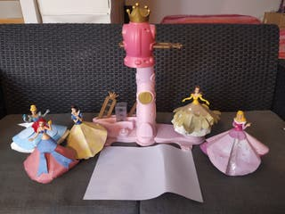 Proyector princesas
