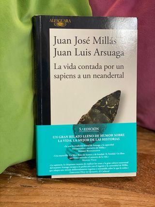 """Libro """"La vida contada x un sapiens...."""""""