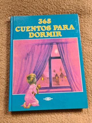 libro 365 cuentos para dormir
