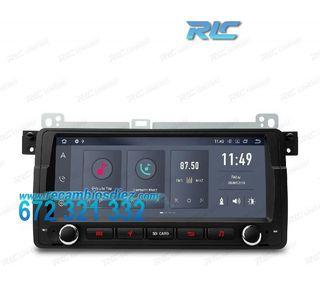 RADIO GPS ANRDOID 10 BMW E46 (98-06)