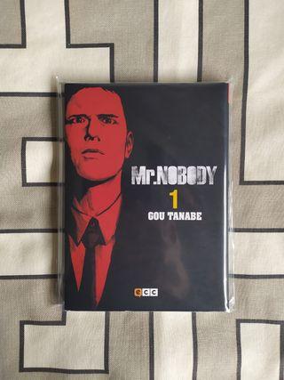 "Manga ""Mr.Nobody"" de Gou Tanabe"