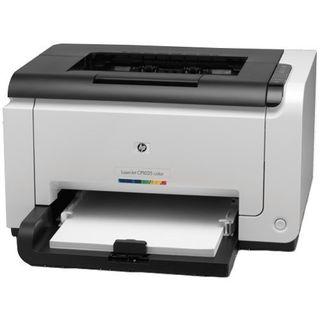 Impresora HP LaserJet CP1025 color con cartuchos