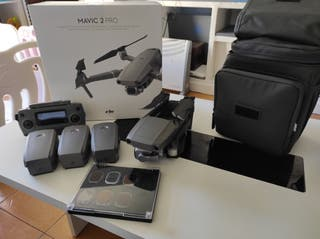 DRON DJI MAVIC 2 PRO + KIT VUELA MAS + FILTROS