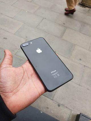 I PHONE 8 PLUS 256GB NEGRO