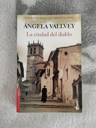 Libro La ciudad del diablo