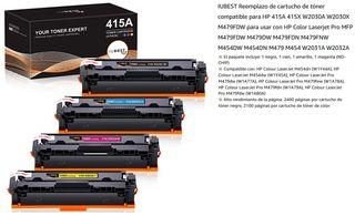 IUBEST Reemplazo de tóner compatible HP