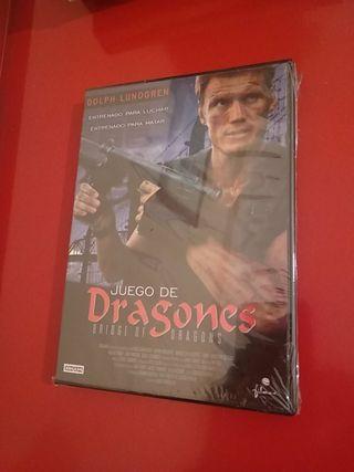 juego de dragones DVD Dolph Lundgren
