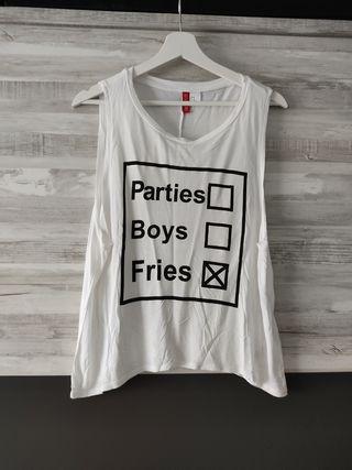 Camiseta de H&M talla M