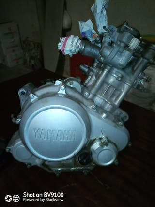 Motor Yamaha Yzf R125 Everiado