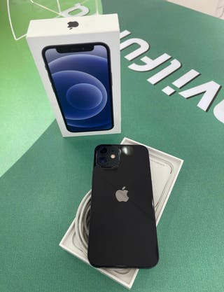 iphone 12 mini 64Gb negro oferta
