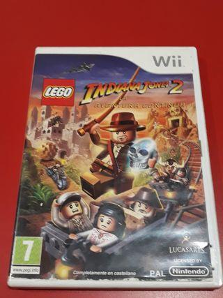 Juego Wii LEGO INDIANA JONES 2