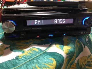 RADIO SINGLE DIN POWER ACOUSTIK