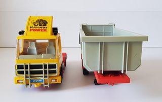 Playmobil camión Mammut