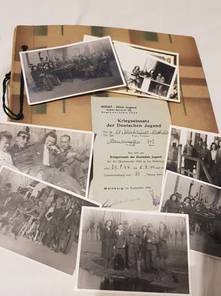 Nazi Album, Documento y Fotos Tercer Reich WW2