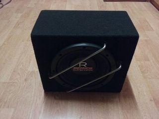 "Subwoofer en caja sellada Audio System 8"""