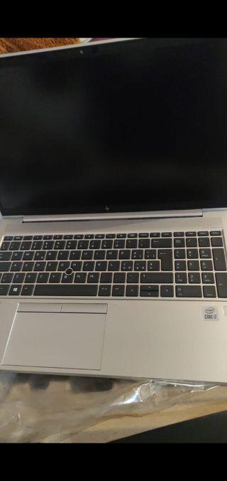 Portatil HP EliteBook 850 G7 i7