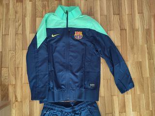 Chandal equipación Barça