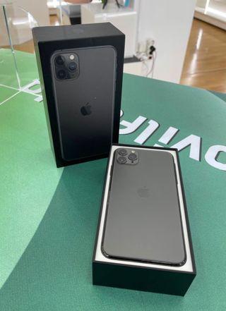 iPhone 11 Pro Max 64Gb negro