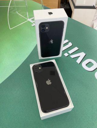 iPhone 11 64Gb negro OFERTA