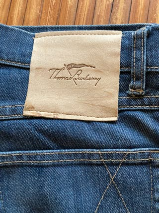 Jeans Thomas Burberry