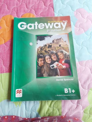 Gateway, Student's book 2nd Edition.