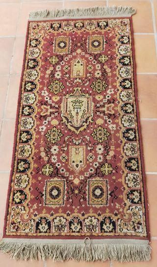 alfombra persa dormitorio.