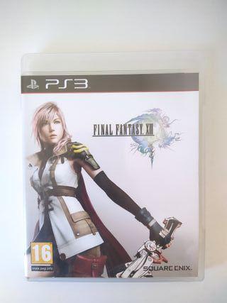 FINAL FANTASY XIII (13) PS3