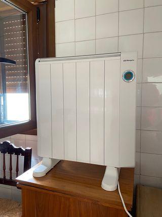 Radiador orbegozo emisor térmico bajo consumo