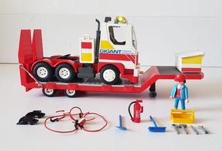 Playmobil camión góndola