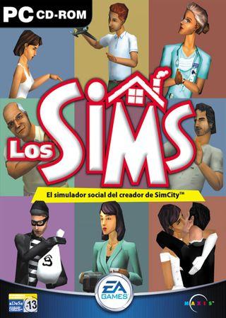 Pc Cd Rom Los Sims. El simulador social de Sim Cit