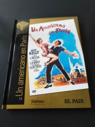 UN AMERICANO EN PARIS DIGIBOOK DVD