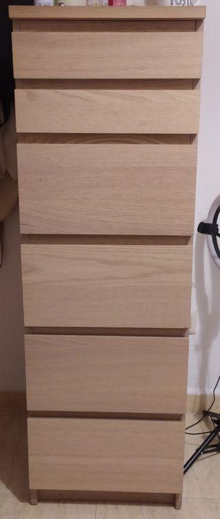 35 euros comoda malm Ikea
