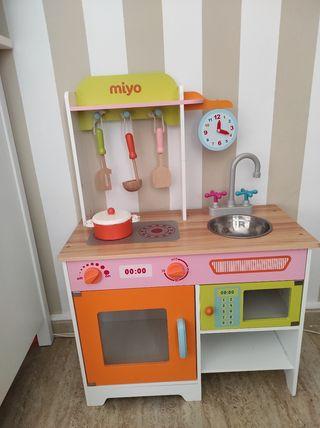 Cocina de juguete Miyo