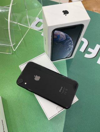 iPhone XR 64Gb negro oferta