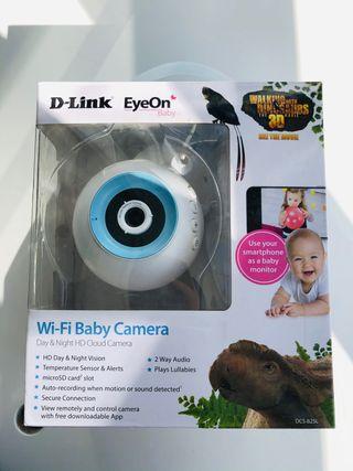 Vigilabebés EyeOn Baby D-Link