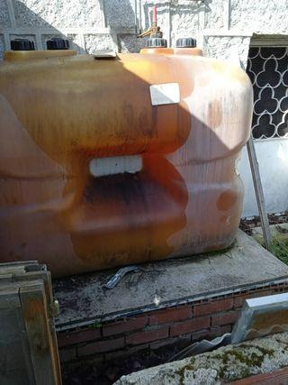 Depósito para gasoil de 1000 litros