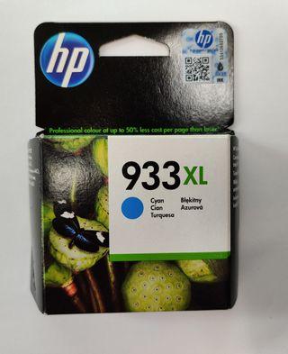 Cartucho original HP 933 XL Cyan