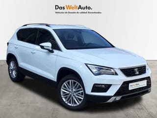 SEAT Ateca automatico 4x4 diesel
