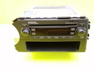 SISTEMA AUDIO / RADIO CD SSANGYONG KYRON (-295651
