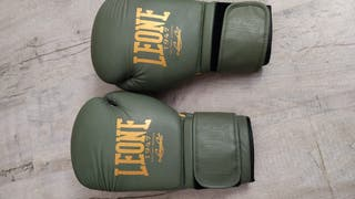 guantes boxeo Leone edición militar 14 oz